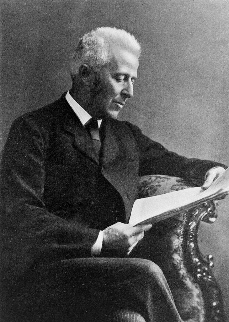 Dr. Joseph Bell(1837-1911)Scottish surgeon and lecturer best known as an inspiration for the literary character Sherlock Holmes.